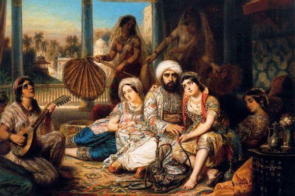 harem-orientale