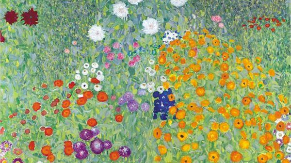 Klimt-giardino-fiorito