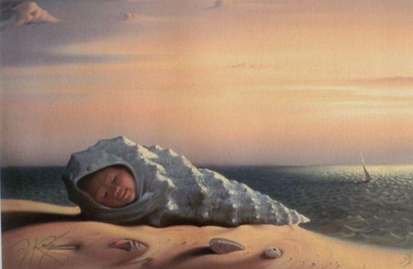 Kush-nascita-dal-mare