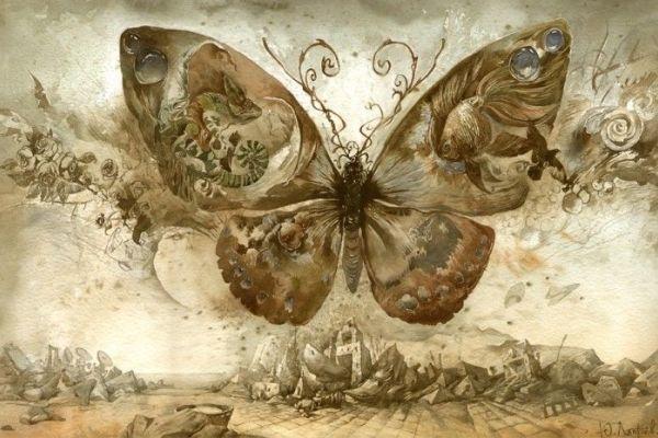 Laptev-farfalla