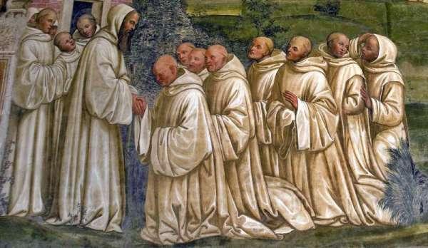 monaci-benedettini