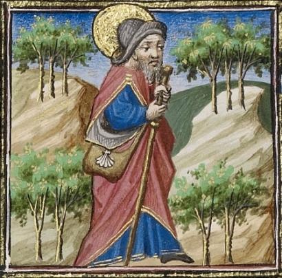 pellegrino-san-Giacomo