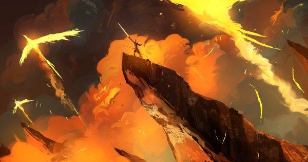spada-fiammeggiante