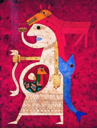 Victor Brauner Surrealist painter