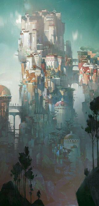 città-oltretomba
