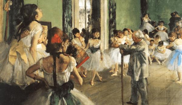 Degas-coro-di-ballo