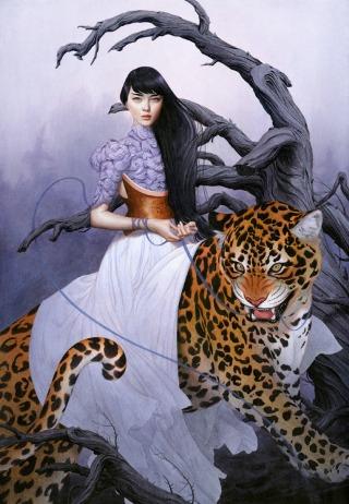 donna-su-giaguaro