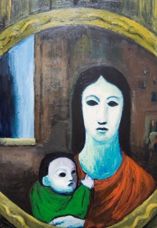 mamma-bimbo-specchio