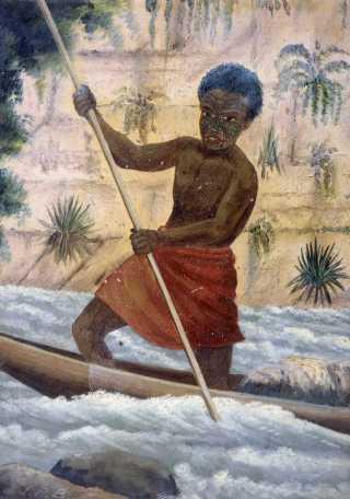 maori-canoa-rapide