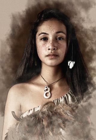 maori-donna-foto