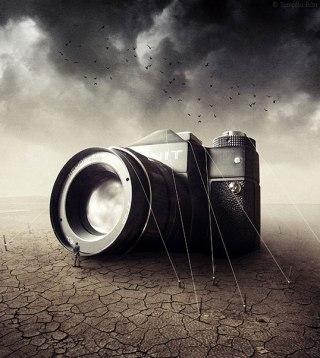 surreal-macchina-fotografica