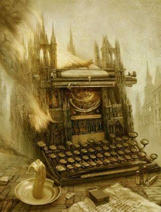 surreal-macchina-scrivere