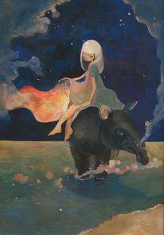tapiro-bambina