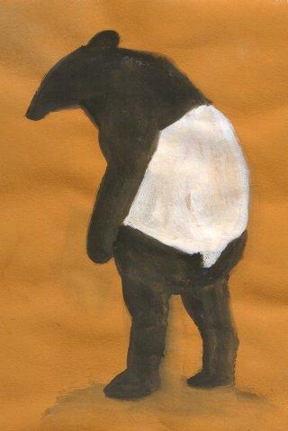 tapiro-mutande
