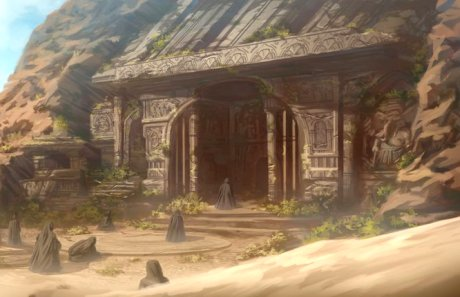 tempio-deserto