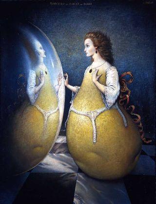 Verlinde-donna-specchio