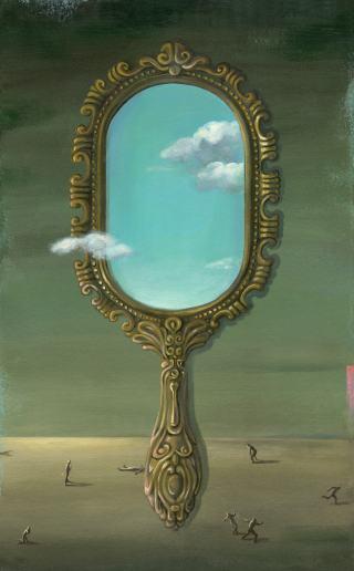 Wellinger-specchio