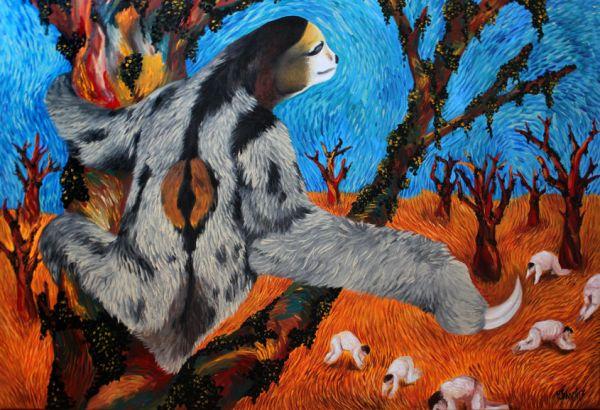 bradipo-piantagione
