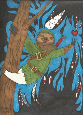 bradipo-robin-hood