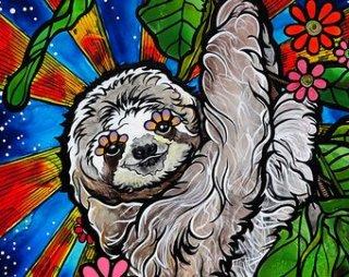 bradipo-sloth
