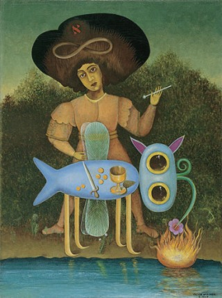 Brauner-surrealista