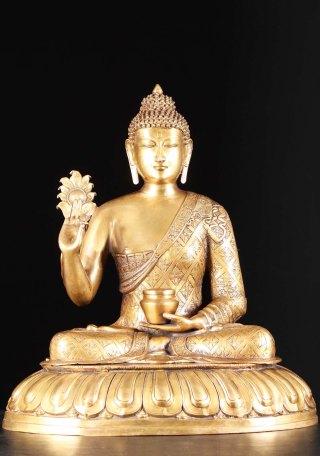 Buddha-fiore