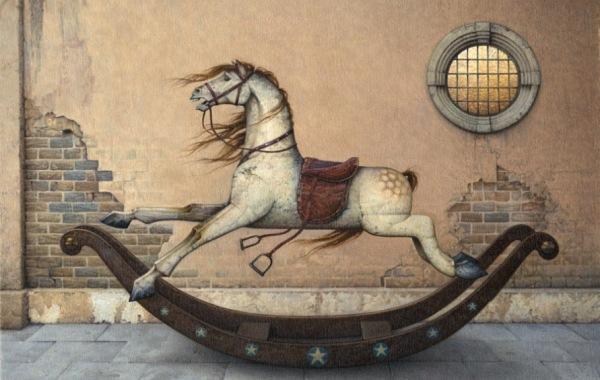 cavallo-dondolo