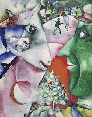 Chagall-io-e-villaggio