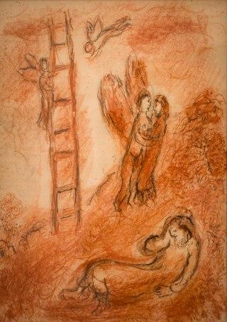 Chagall-scala-Giacobbe