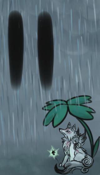 coyote-diluvio