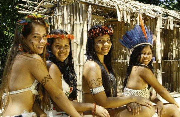 donne-indios