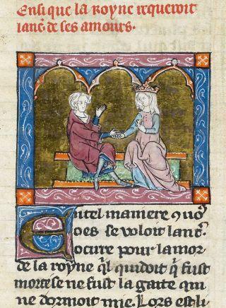Ginevra-Lancillotto-manoscritto