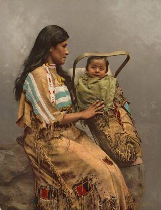 madre-Ojibway-culla