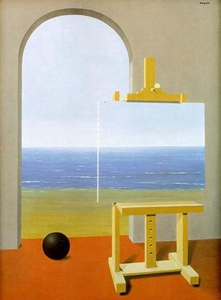 Magritte-condizione-umana