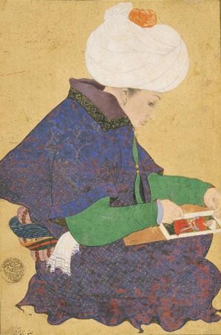 miniatura-ottomana