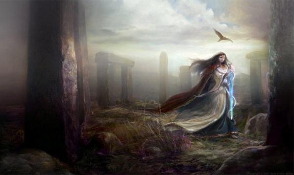 Morgana-Stonehenge