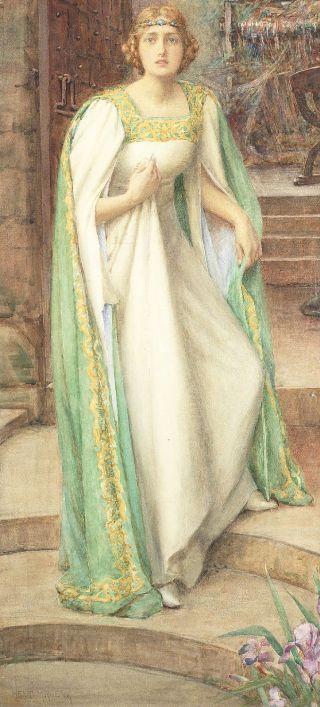 Passarosa-dama-Escalot