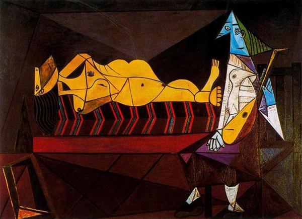 Picasso-serenata