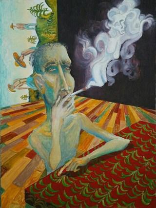 surreal-fumatore