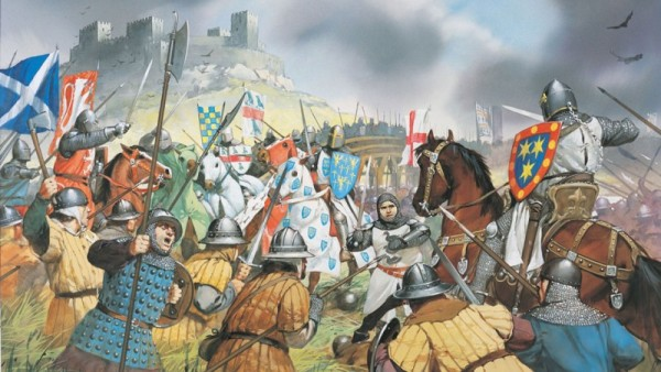 battaglia-medievale
