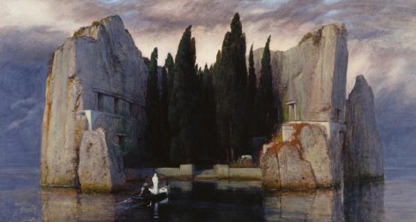 Böcklin-isola-morti