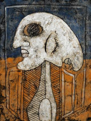 Brauner-papessa-pietrificata