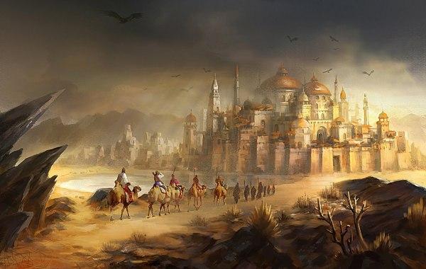carovana-Bagdhad