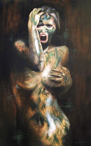 donna-nuda-rabbiosa