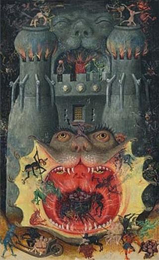 drago-infernale