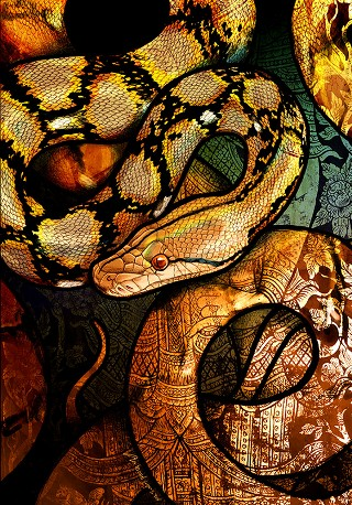 Fox-serpente