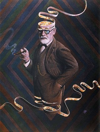Freud-surreal