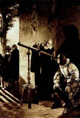 Galilei-cannocchiale