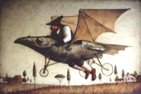Gvozdev-volante
