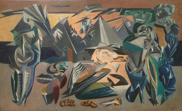 Picasso-avvoltoi